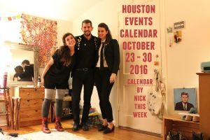 houston events october 24 - 30, 2016: