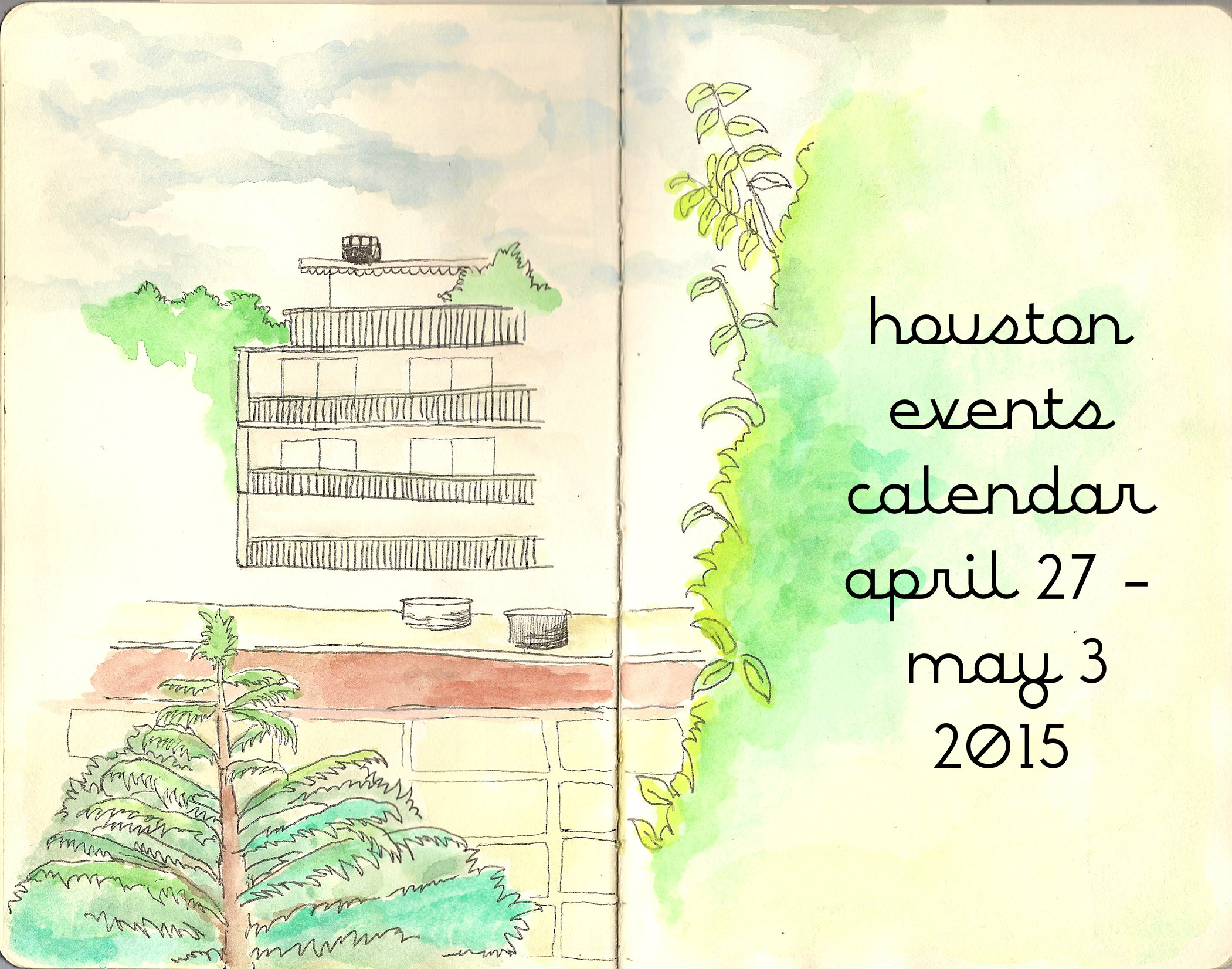 April Calendar Houston : Houston events calendar april may  pancho